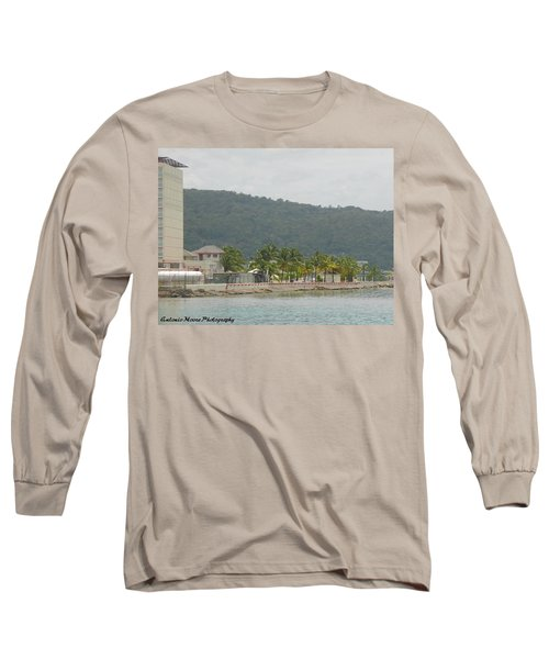 So Ocho Long Sleeve T-Shirt