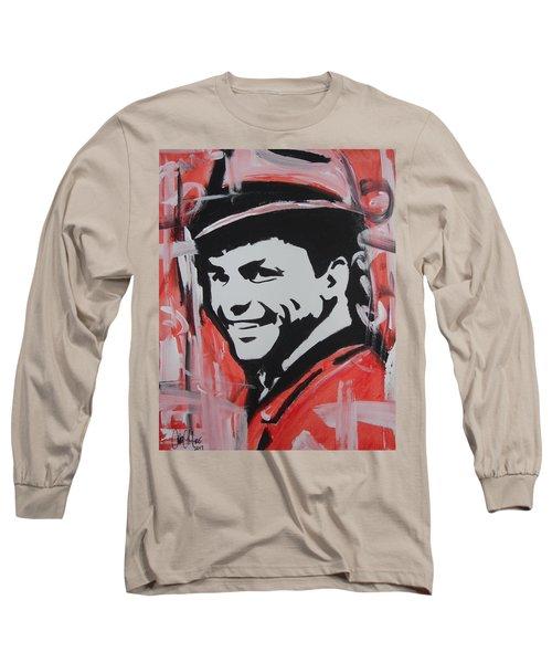 So Sinatra Long Sleeve T-Shirt