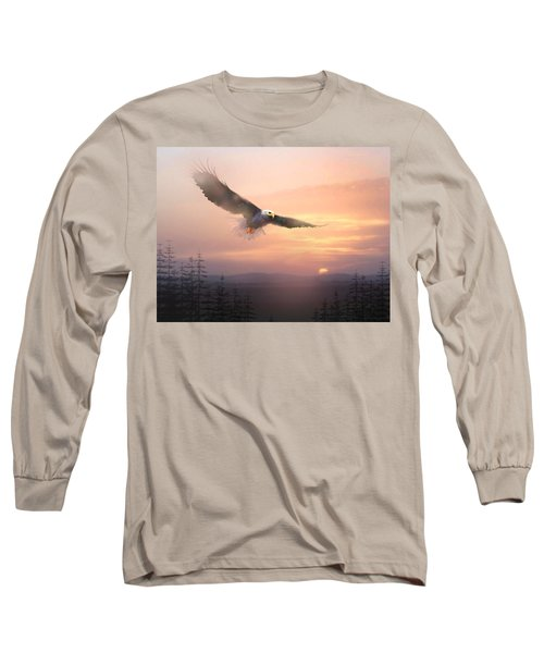 Soaring Free Long Sleeve T-Shirt