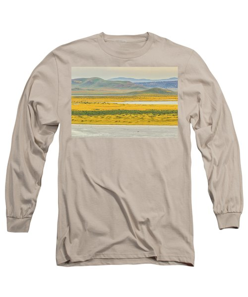 Soda Lake To Caliente Range Long Sleeve T-Shirt by Marc Crumpler