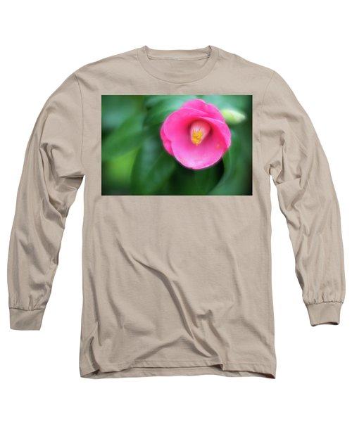 Soft Focus Flower 1 Long Sleeve T-Shirt