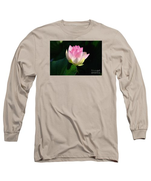 Soft Light  Long Sleeve T-Shirt by John S