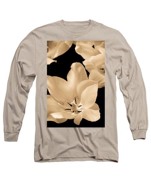 Soft Petals Long Sleeve T-Shirt