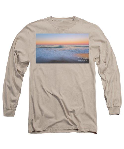 Soft Sunset  Long Sleeve T-Shirt