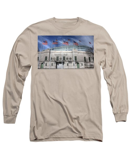 Soldier Field Long Sleeve T-Shirt