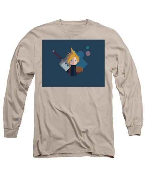 Long Sleeve T-Shirt featuring the digital art Soldier by Michael Myers