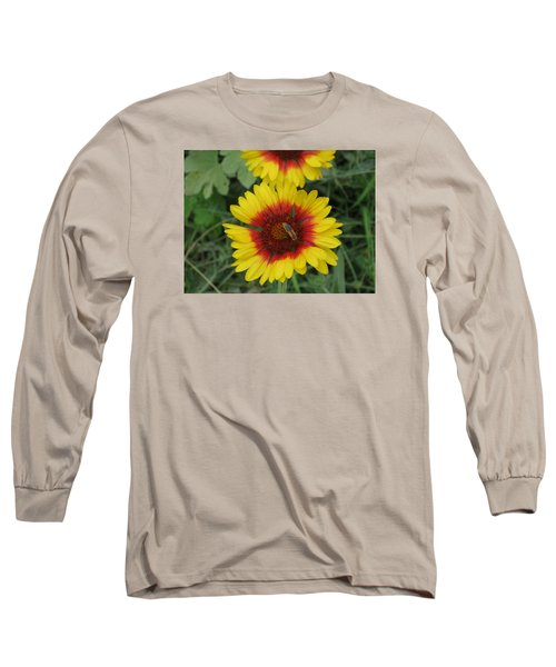 Soldier On Fire Long Sleeve T-Shirt