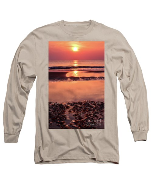 Solemn Reflection Long Sleeve T-Shirt