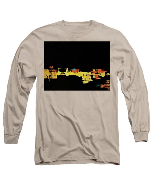 Something Simple Not Yet Understood Long Sleeve T-Shirt