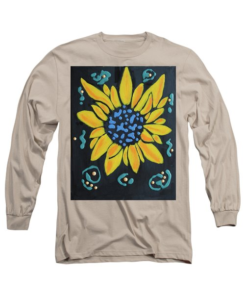 Son Flower Long Sleeve T-Shirt
