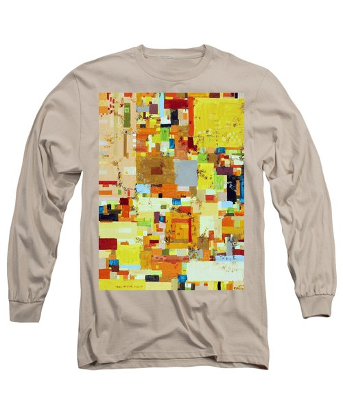Song Of Solar Fusion Long Sleeve T-Shirt