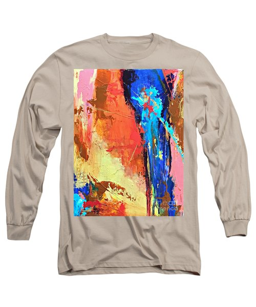 Song Of The Water Long Sleeve T-Shirt