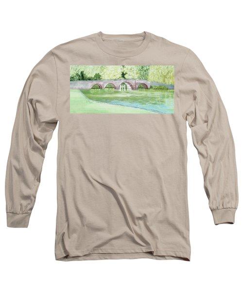 Sonning Bridge Long Sleeve T-Shirt