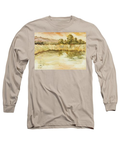 Sonoma Pond Ca Long Sleeve T-Shirt