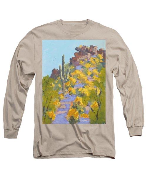 Sonoran Springtime Long Sleeve T-Shirt