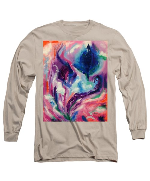 Soothing  Garden Long Sleeve T-Shirt