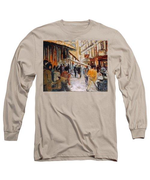 Souk De Buci Long Sleeve T-Shirt