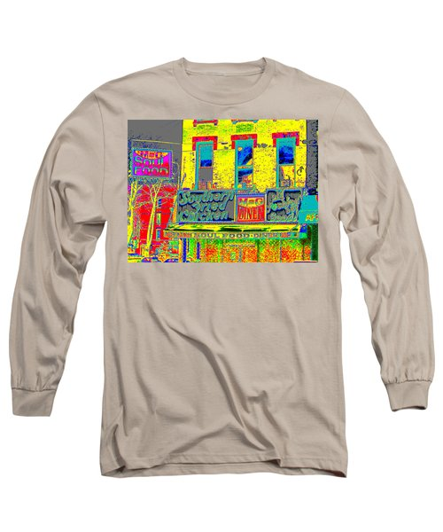 Soul Food Long Sleeve T-Shirt
