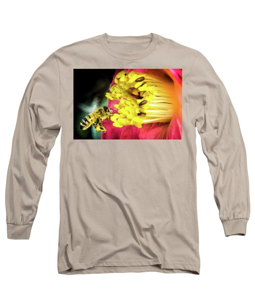 Long Sleeve T-Shirt featuring the photograph Soul Of Life by Karen Wiles