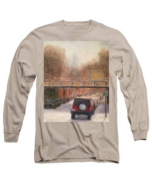 South On North Long Sleeve T-Shirt