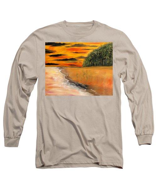South Paciffic Long Sleeve T-Shirt