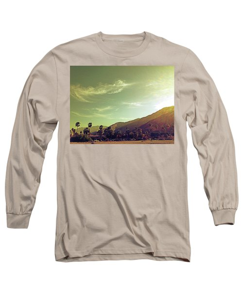 South Palm Springs California Long Sleeve T-Shirt