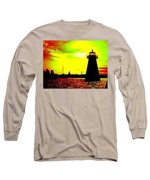 Southcoast Silhouette  Long Sleeve T-Shirt