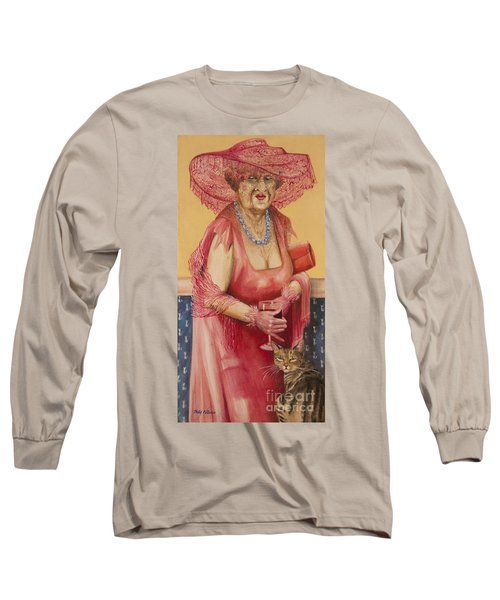 Southern Rose Long Sleeve T-Shirt