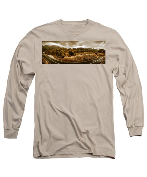 Southwest National Park Tasmania Long Sleeve T-Shirt