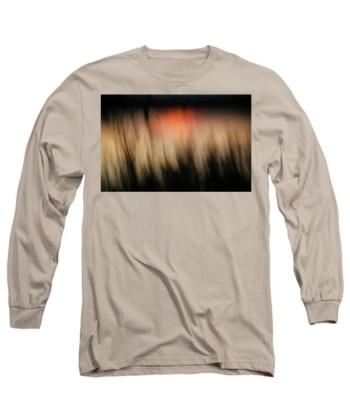 Long Sleeve T-Shirt featuring the photograph Southwestern Sunset by Marilyn Hunt