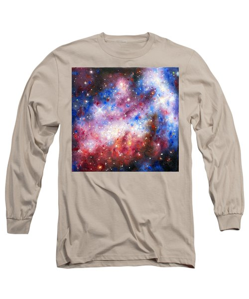 Space 1 Long Sleeve T-Shirt