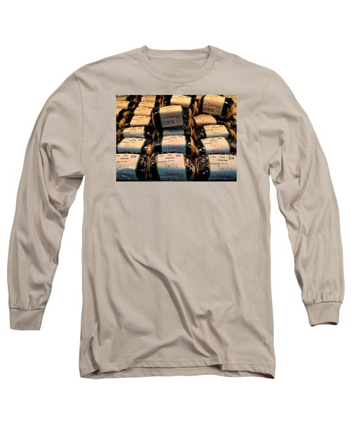 Long Sleeve T-Shirt featuring the photograph Spam, Spam, Spam, Spam by Brenda Pressnall