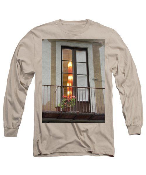 Spanish Siesta Long Sleeve T-Shirt