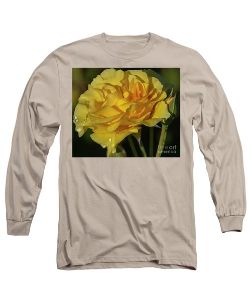 Sparkle N Shine Rose 7 Long Sleeve T-Shirt