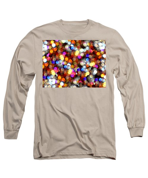 Sparkles #8885_4 Long Sleeve T-Shirt by Barbara Tristan
