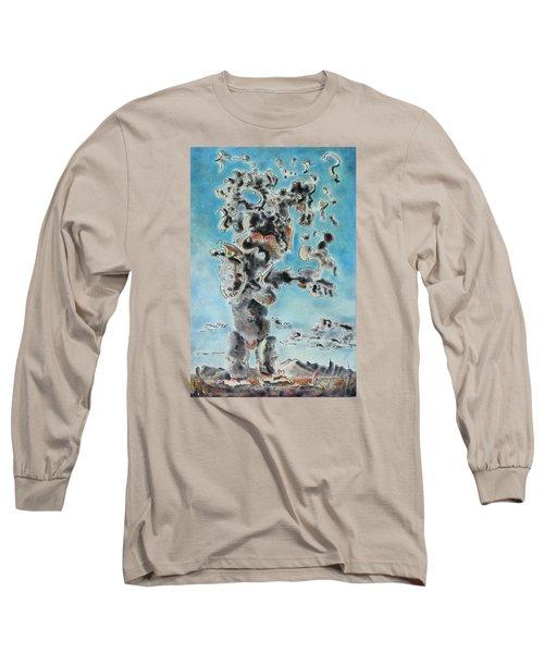 Spectre Long Sleeve T-Shirt