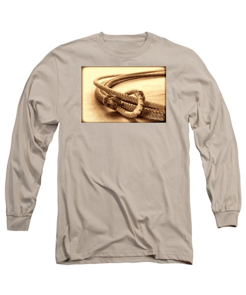 Speed Burner Long Sleeve T-Shirt by American West Legend By Olivier Le Queinec