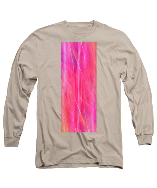 Long Sleeve T-Shirt featuring the photograph Spider Lily Mix by Cheryl McClure