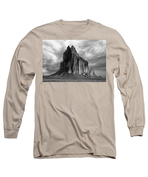 Long Sleeve T-Shirt featuring the photograph Spire To Elysium by Jon Glaser