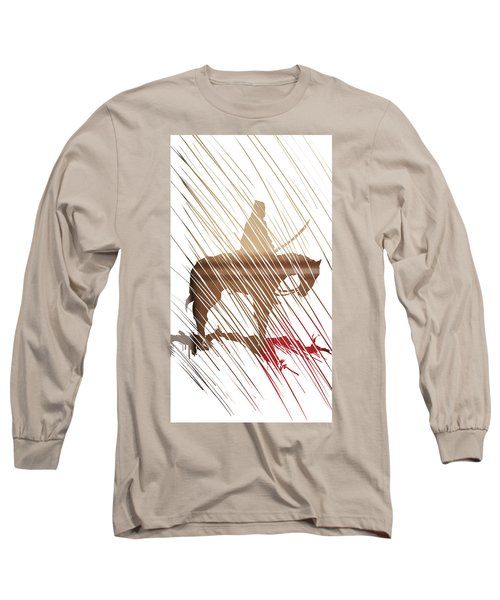 Spirit Animal . War Horse  Long Sleeve T-Shirt