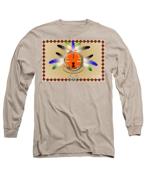 Spirit Face Long Sleeve T-Shirt