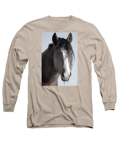 Spirit Horse Long Sleeve T-Shirt