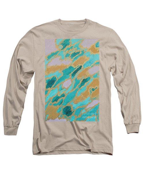 Spirit Journey Long Sleeve T-Shirt by Rachel Hannah