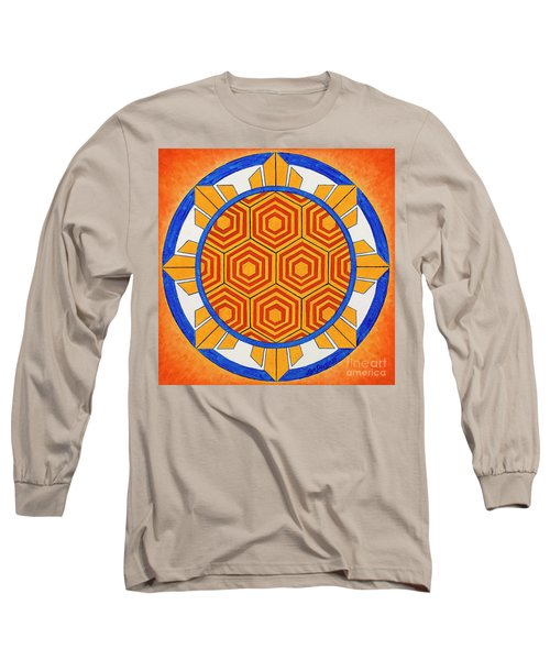 Spirit Of Kapwa/espiritu De La Solidaridad Long Sleeve T-Shirt