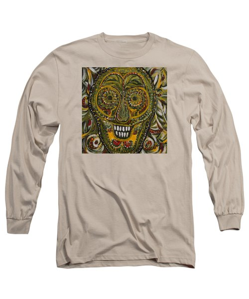 Spirit Of The Jungle Long Sleeve T-Shirt