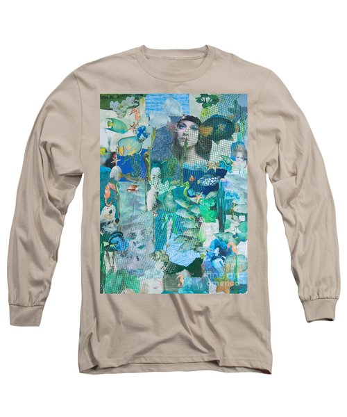 Spirits Of The Sea Long Sleeve T-Shirt