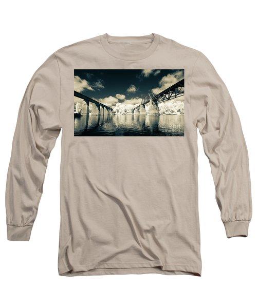 Congaree Trestles Cayce, Sc Long Sleeve T-Shirt