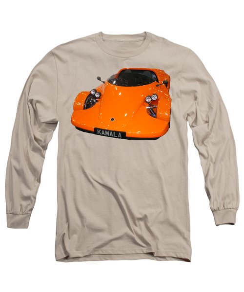 Sports Car Long Sleeve T-Shirt