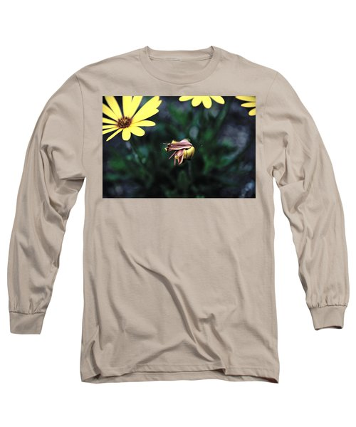 Long Sleeve T-Shirt featuring the photograph Spring 2016 26 by Cendrine Marrouat