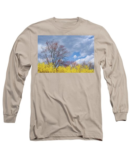 Long Sleeve T-Shirt featuring the photograph Spring 2017 by Bill Wakeley